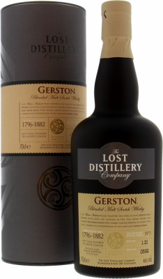 The Lost Distillery Company Batch 1 46%Gerston -
