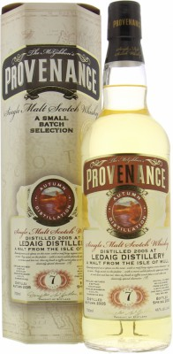 7 Years Old McGibbon's Provenance Cask:DMG9654 46% Ledaig -