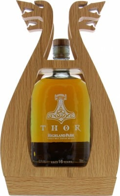 Highland Park - Thor 16 Years old Valhalla Collection 52.1% NV