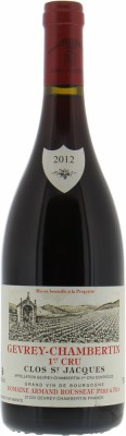 Armand Rousseau - Gevrey Chambertin Clos St Jacques 2012
