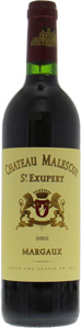 Chateau Malescot-St-Exupery - Chateau Malescot-St-Exupery 2002