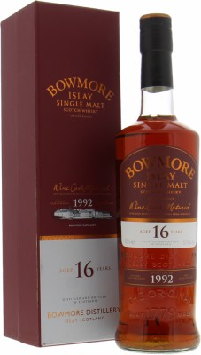 Bowmore - 16 Years Old 1992 Wine Cask 53.5% 1992