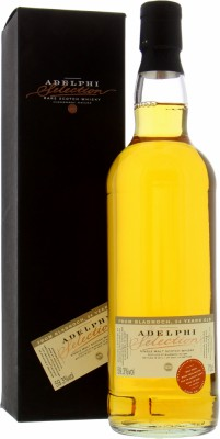 24 Years Old Adelphi Cask:30051 59.3%Bladnoch -