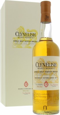 Clynelish - Select Reserve Special Release 2014 54.9% NAS