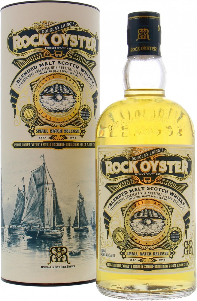 Rock Oyster - Rock Oyster Small Batch Release 46,8% NAS