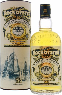 Rock Oyster - Rock Oyster Small Batch Release 46,8%