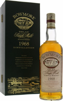 Bowmore - 1968 32 Years Old Anniversary Edition 45.5% 1968