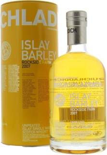 6 Years Old Unpeated Islay Barley Rockside Farm 50%