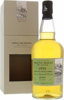 Glen Grant - 19 Years Old Wemyss Malts In a Bluebell Wood 46% 1995