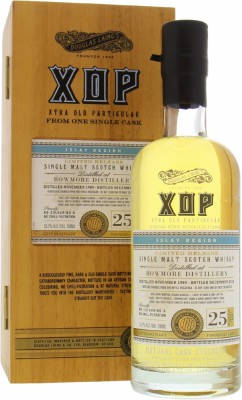 Bowmore - 25 years Old Douglas Laing XOP Cask DL10581 55.1%  1989
