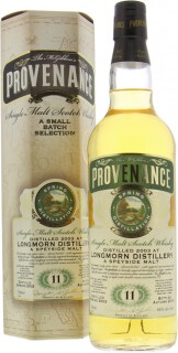 11 Years Old McGibbon's Provenance Cask DMG10544 46%