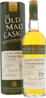 17 Years Old  Hunter Laing Old Malt Cask: REF#10129 50%