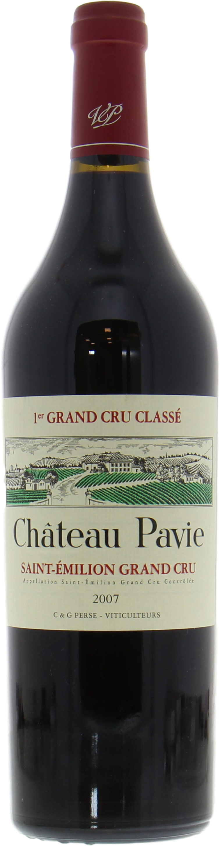 Chateau Pavie - Chateau Pavie