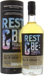 18 Years Old Rest & be Thankful Whisky Company Cask 96/528 55.3%
