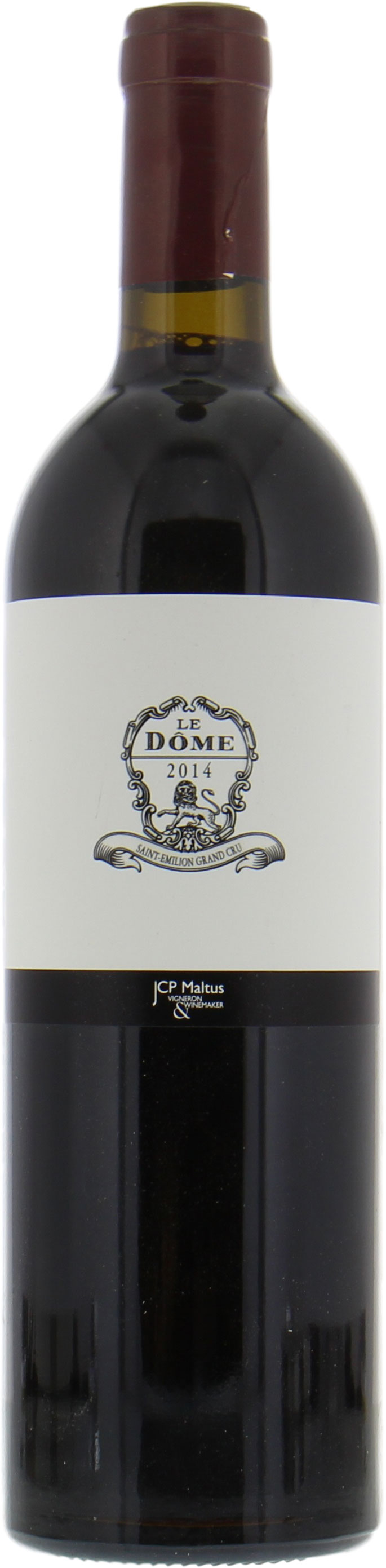 Chateau Le Dome - Chateau Le Dome 2014