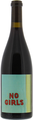 Syrah la Paciencia VineyardNo Girls -