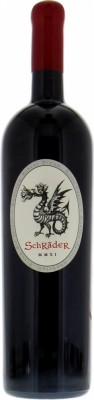 Schrader Cellars - Cabernet Sauvignon Old Sparky Beckstoffer to Kalon Vineyard 2011