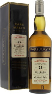 25 Years Old Rare Malts Selection 61.9%25 Years Old Rare Malts Selection 61.9%