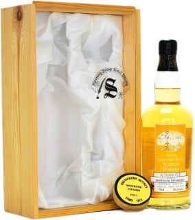 10 Years Old Signatory Vintage Silent Stills Cask:912 56.2%