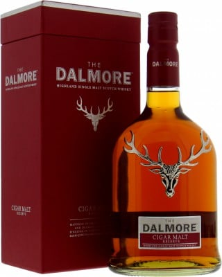 Dalmore - Cigar Malt Reserve Limited Edition New Label 44% NAS