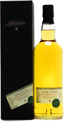 Benrinnes - 17 Years Old Adelphi Cask:855 57.6% 1997