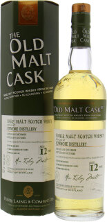 12 years Old Hunter Laing Old Malt Cask:HL0919 50%12 years Old Hunter Laing Old Malt Cask:HL0919 50%