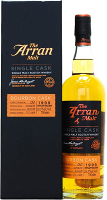 15 Years Old  Distillery Exclusive Distillery Only Cask:130 53.5%Arran -