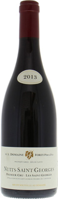 Domaine Forey Pere & Fils - Nuits St. Georges 1er Cru St. Georges 2013