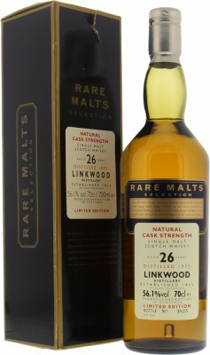 26 Years Old Rare Malts Selection 56.1%