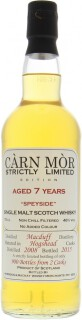 7 Years Old Càrn Mòr Strictly Limited Edition 46%