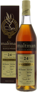 24 Years Old The Maltman Cask 11079 46%24 Years Old The Maltman Cask 11079 46%
