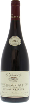 La Pousse D'Or - Chambolle Musigny 1er cru Les Amoureuses  2013