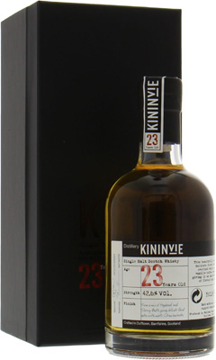 Kininvie 23 Years Old batch 3 42.6%Kininvie -