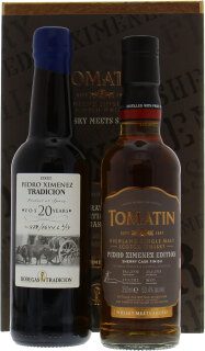 13 Years Old Cask 36130 & 1 Bottle of PX Sherry 20 Years Old 53,4%13 Years Old Cask 36130 & 1 Bottle of PX Sherry 20 Years Old 53,4%