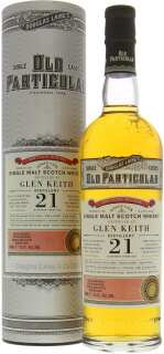21 Years Old Douglas Laing Old Particular Cask:DL10793 51.5%