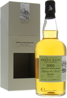 2001 Wemyss Malts Tapping the Birch! 46%