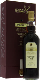 1973 Rare Old Gordon & MacPhail Cask: RO/14/03 41.8%1973 Rare Old Gordon & MacPhail Cask: RO/14/03 41.8%