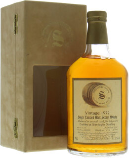 23 Years Old Signatory Vintage Collection Dumpy Casks:228442 51,3%