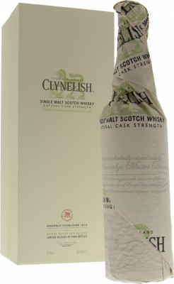 Select Reserve Limited Release 2015 56.1%Clynelish -