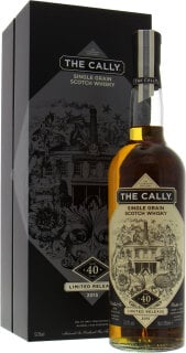 The Cally 40 Years Old Limited Release 2015 53.5%The Cally 40 Years Old Limited Release 2015 53.5%