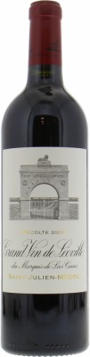 Chateau Leoville Las Cases - Chateau Leoville Las Cases 2008