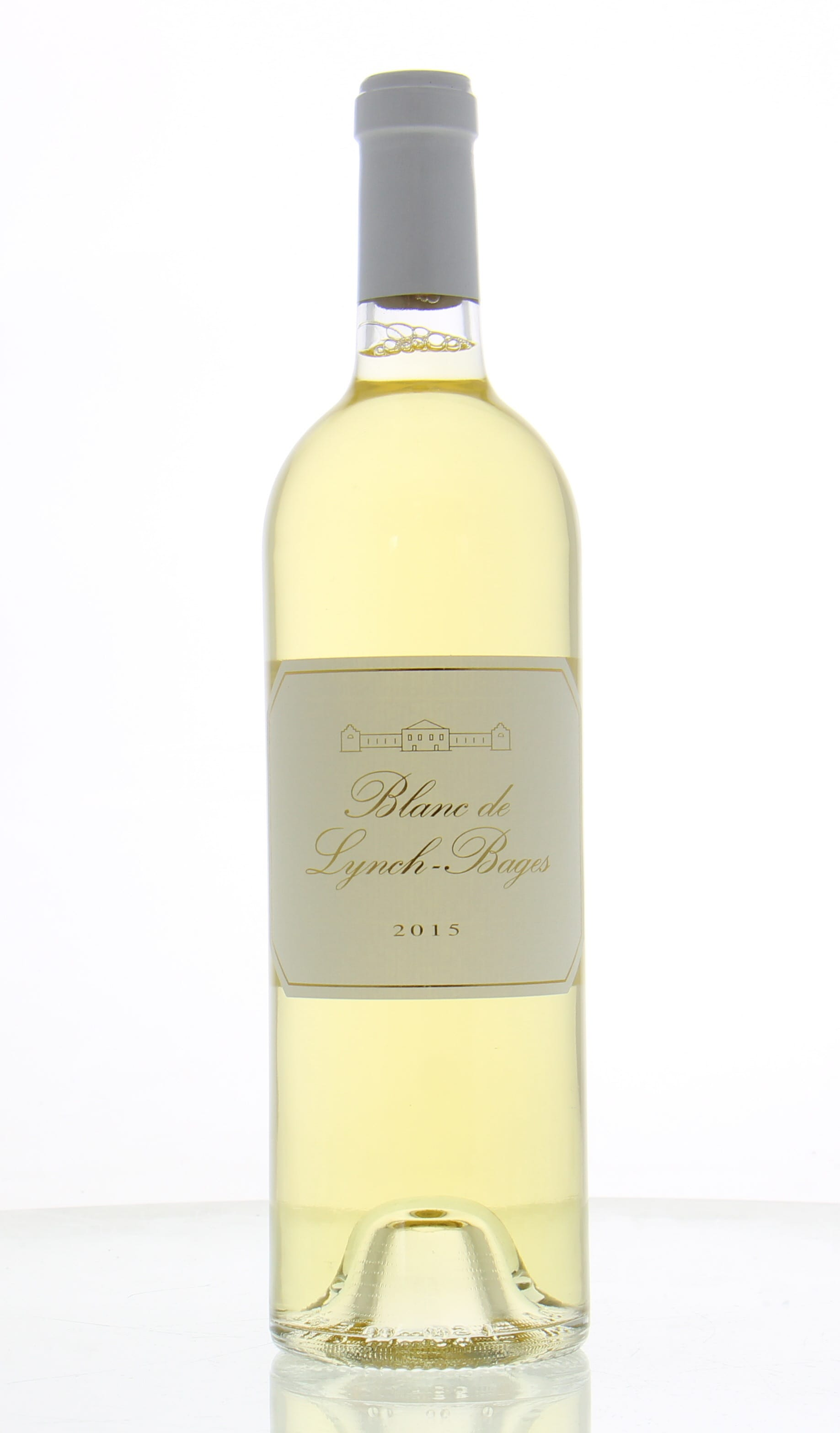 Chateau Lynch Bages Blanc - Chateau Lynch Bages Blanc 2015