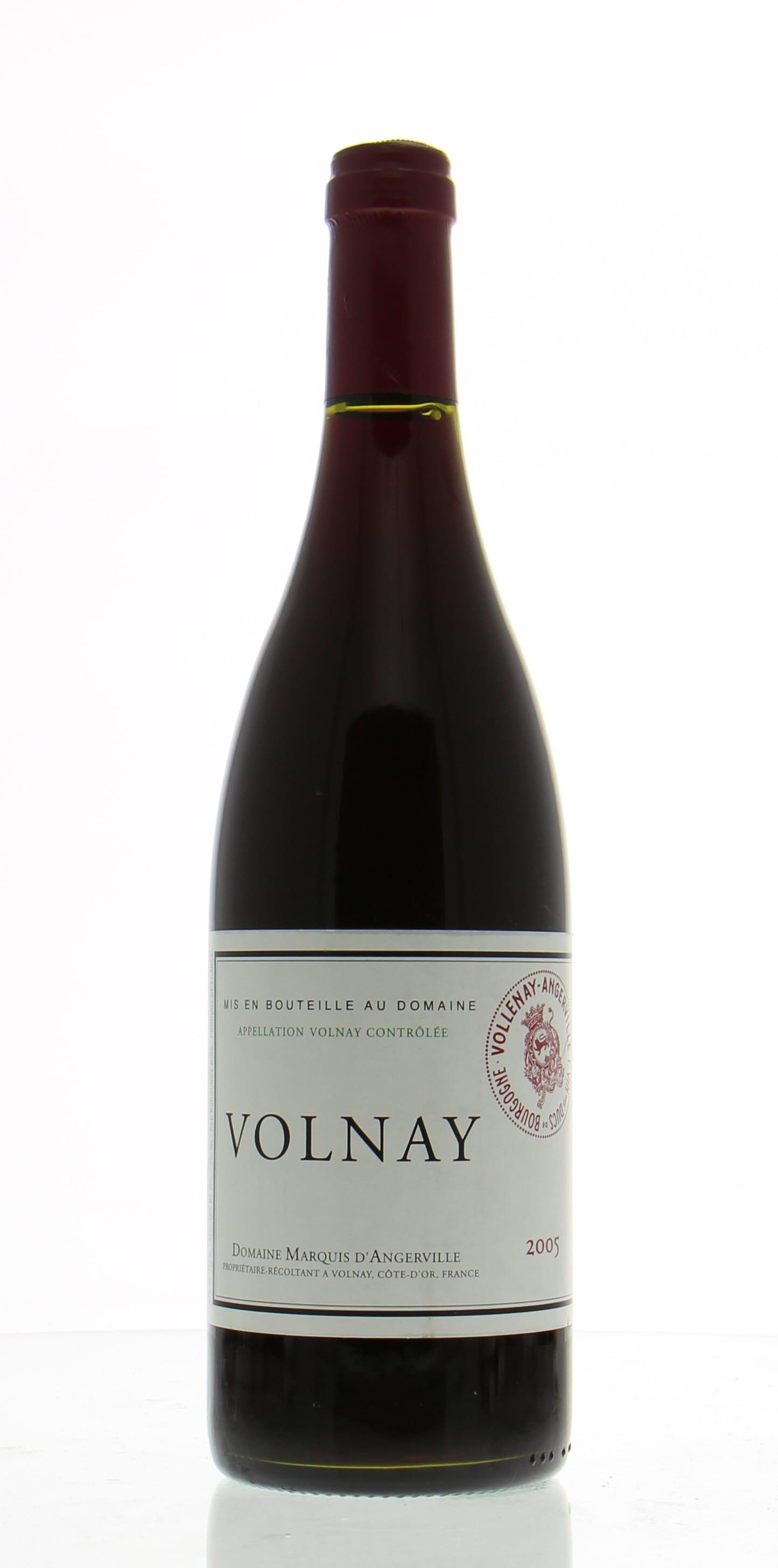 Volnay 2005 Marquis D Angerville Buy Online Best Of Wines